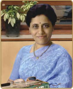 Mrs. Rekha Joshi – chartered accountant